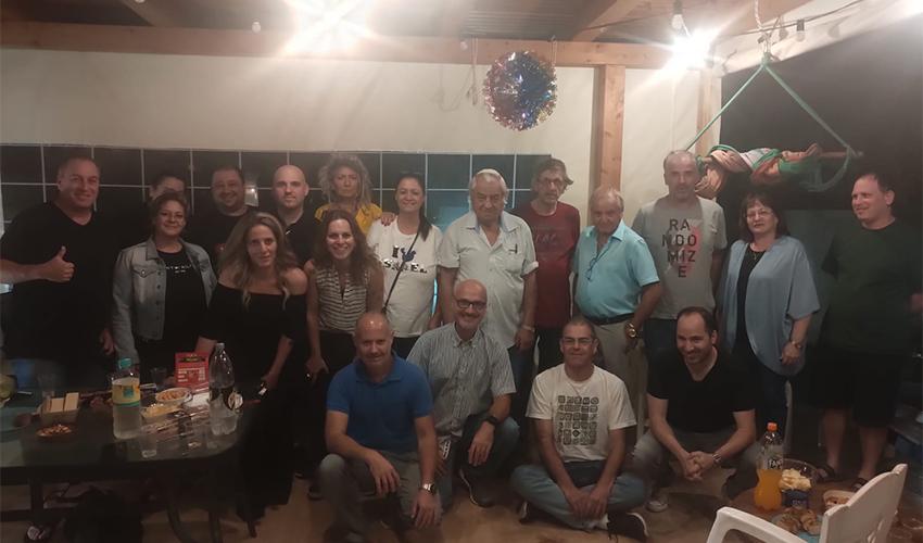 המפגש של יושבי הראש, הנציגים והפעילים של ועדי השכונות בחיפה