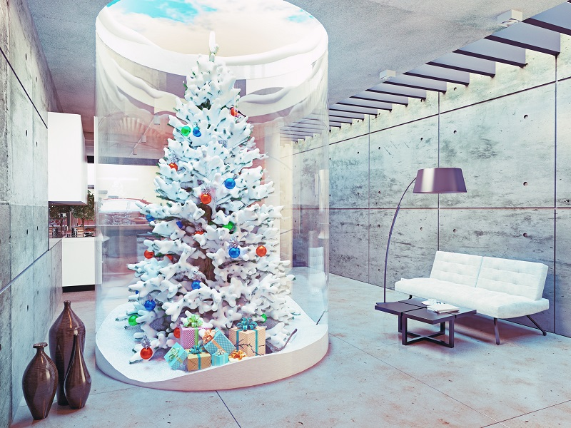 קניון סיטי סנטר Outlet חיפה חוגג את Christmas City. צילום Ingimage