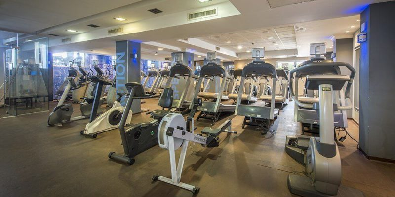 פאלם ספא במלון חוף התמרים: מתקני ספורט משוכללים. התמונה באדיבות מלון חוף התמרים