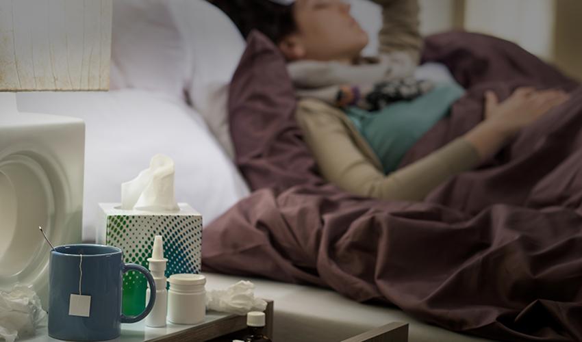 שפעת (צילום: א.ס.א.פ קריאייטיב/INGIMAGE)
