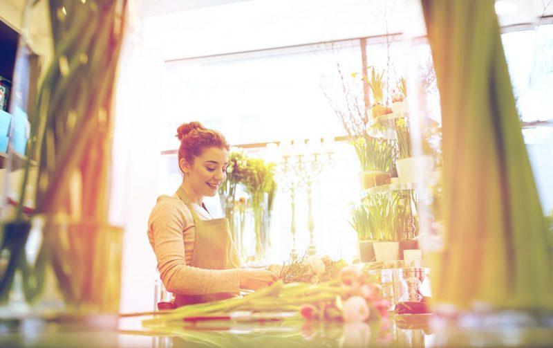 חנות פרחים גרין: כשאהבה ואיכות נפגשים לחגיגה פרחונית. תמונה ממאגר Ingimage