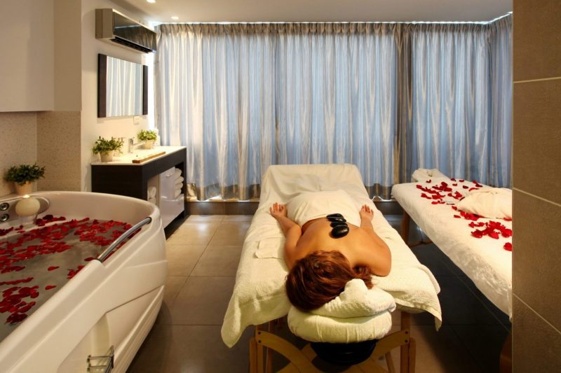 הפאלם ספא במלון חוף התמרים: חוויה מושלמת לגוף ולנפש. התמונה באדיבות מלון חוף התמרים