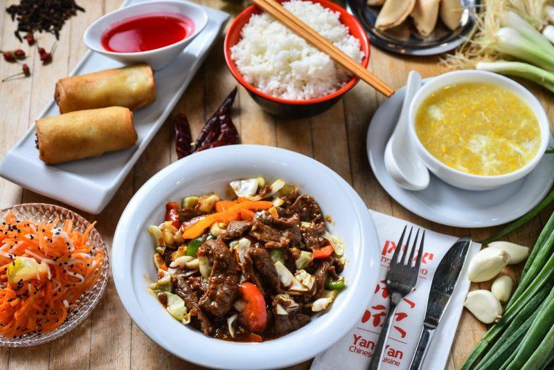 """מסעדת """"יאן יאן"""": קפיצה קולינרית לסין הקסומה. צילום: גלעד הר שלג"""