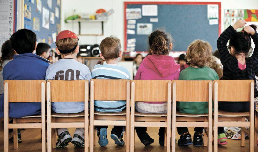 מועדונית לילדים (צילום: תומר אפלבאום)