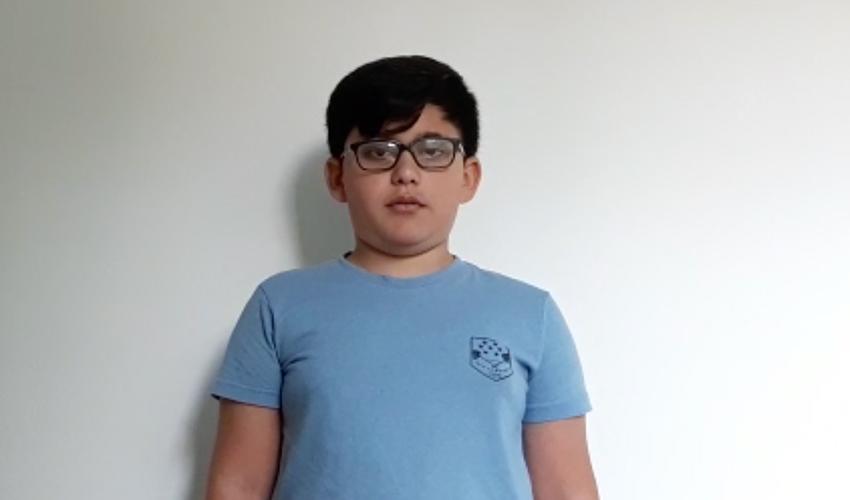 יהונתן פייגנבאום (צילום מתוך הסרטון)