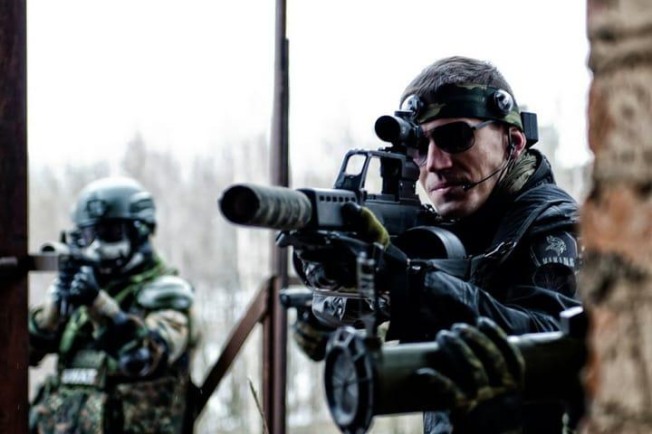 אקסטרים טקטיקל: אימון צבאי לכל דבר. צילום באדיבות אקסטרים טקטיקל