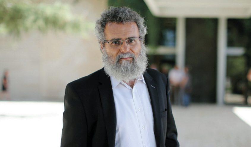 סגן ראש העיר הרב דובי חיון (צילום: אמיל סלמן)