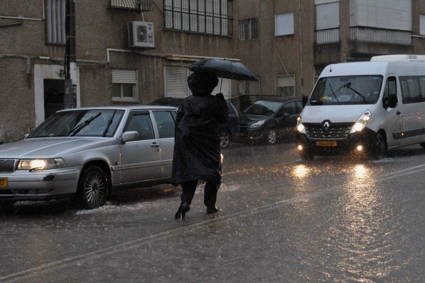 חיפה, הבוקר (צילום: רמי שלוש)