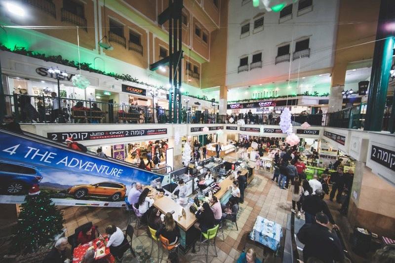 אופנה, אוכל וטיול עם נוף מרהיב. סיטי סנטרoutlet| צילום: מיכה בריקמן