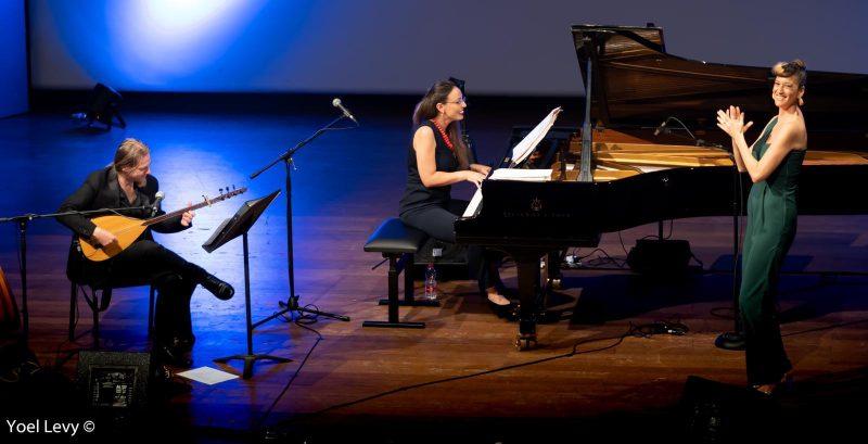 """סדרת המופעים של ד""""ר אורית וולף: מופעים וורסטיליים שמצליחים לחבר כל אדם למוזיקה הקלאסית. צילום: יואל לוי"""