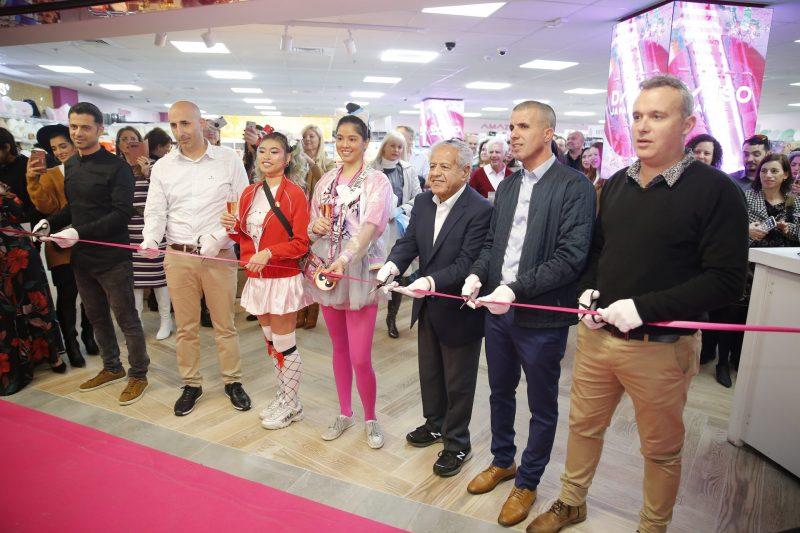 DAISO JAPAN פתחה סניף חדש ב-Cinemall לב המפרץ בחיפה. צילום: מיקי אופק