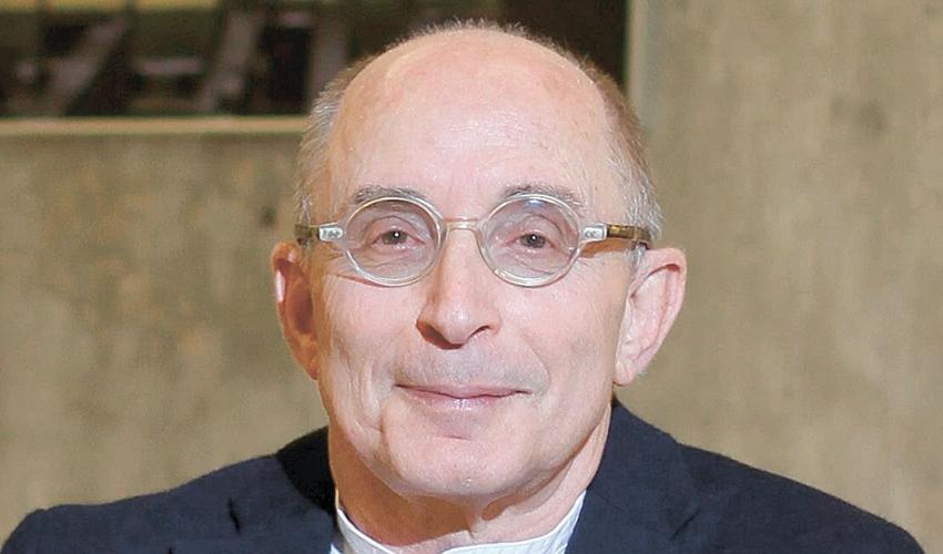 פרופ' רון רובין (צילום: דוברות אוניברסיטת חיפה)