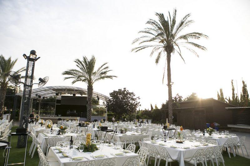 """""""אחוזת סנדרין"""": להגשים לכם את חתונת החלומות. צילום: גלעד בן שץ וניר לביא"""