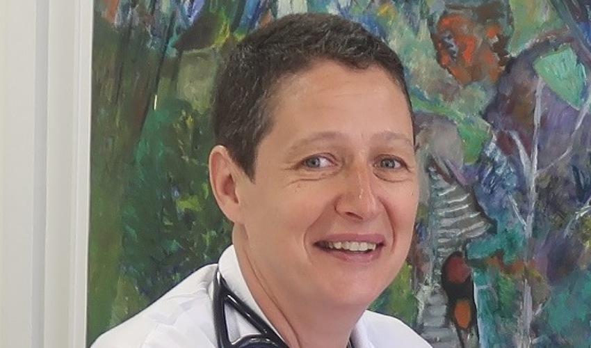 """ד""""ר עידית דוברצקי מרי (צילום: מחלקת שיווק, המרכז הרפואי בני ציון)"""