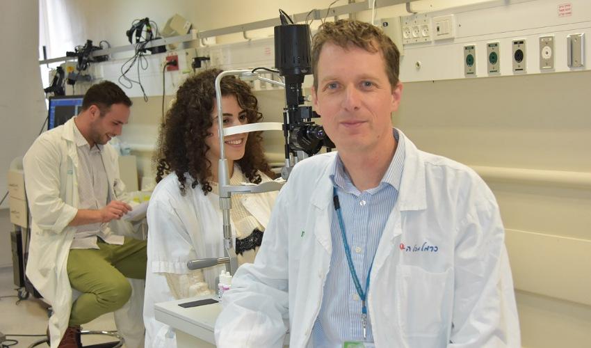"""ד""""ר אורן טומקינס-נצר (צילום: אלי דדון)"""
