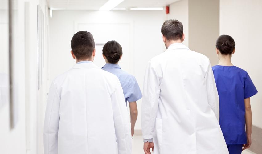 רופאים (צילום: א.ס.א.פ קריאייטיב/INGIMAGE)