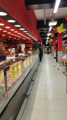 """""""אביב מרקט"""": סופרמרקט חדשני אשר מציג בפני הקהל הישראלי עולם אופורי. צילום: איציק יעקבי"""