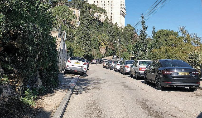 רחוב הנרייטה סאלד