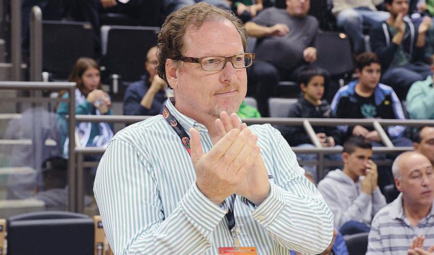 ג'ף רוזן. לא רוצה להפסיד את המענק של המינהלת (צילום: צלמוס)