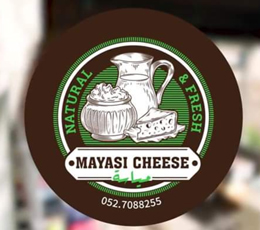Mayasi Cheese לוגו