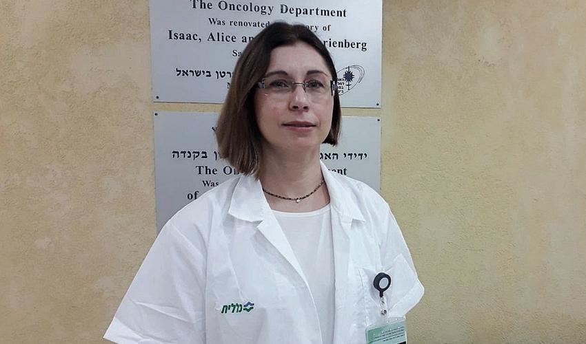 """ד""""ר קטרינה שולמן (צילום: דוברות שירותי בריאות כללית)"""