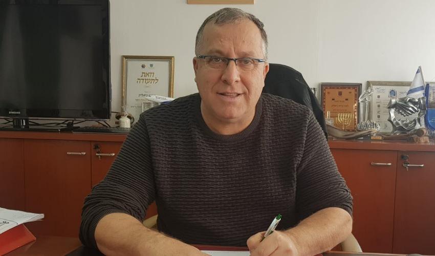 אלי דוקורסקי (צילום: דוברות עיריית קרית ביאליק)