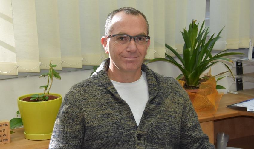 "ד""ר בנידור רביב (צילום: אלי דדון)"