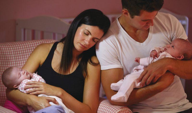 עייפות הורית. צילום ממאגר ingimage