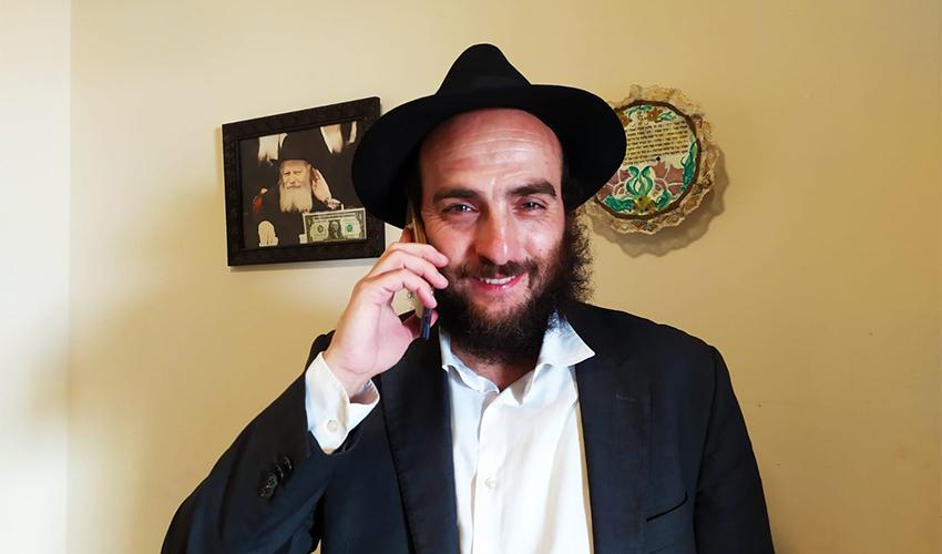 יגאל דובינסקי (צילום: לאה דובינסקי)