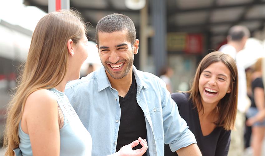 צחוקים (צילום: א.ס.א.פ קריאייטיב/INGIMAGE)