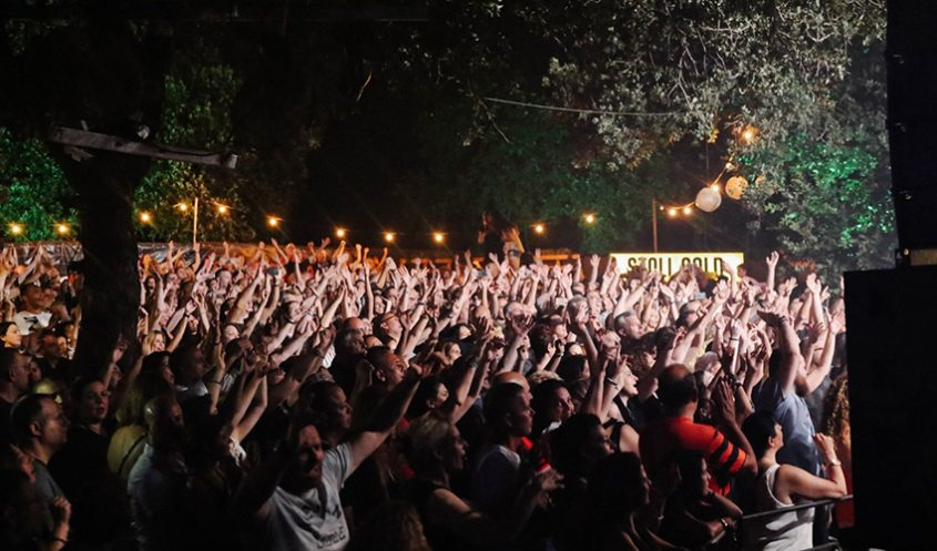 הופעה בבית המרזח (צילום: בית המרזח)