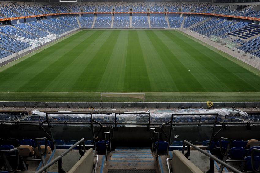 האיצטדיון העירוני ריק מאדם (צילום רמי שלוש)