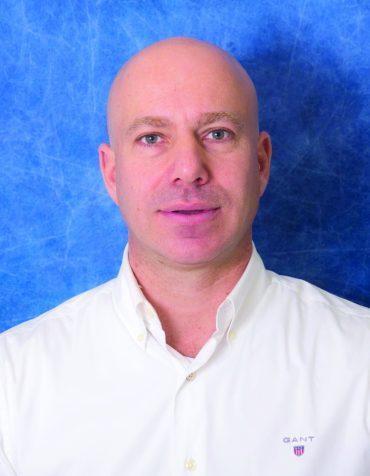 """ארי שטיינברג, מנכ""""ל אשמורת מבית הסתדרות המורים. צילום עצמי"""