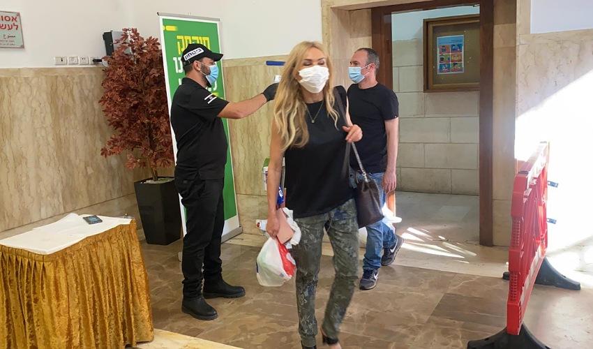 עובדי עיריית חיפה חוזרים לעבודה סדירה (צילום: ראובן כהן, דוברות עיריית חיפה)