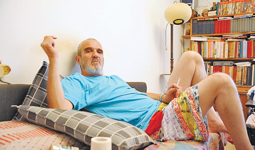 יצחק שטול (צילום: רן פרץ)