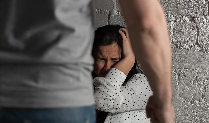 אלימות נגד נשים ׁצילום: א.ס.א.פ קריאייטיב/INGIMAGE)