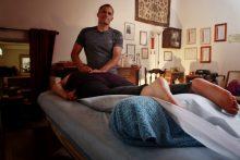 טיפול בפציעות ספורט: הכירו את אוריאל פז. צילום: ניסים טוויטו