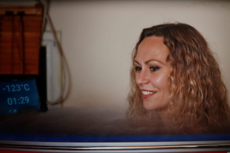 טיפול בקור: גישת הטיפול הייחודית של אוריאל פז. צילום: ניסים טוויטו