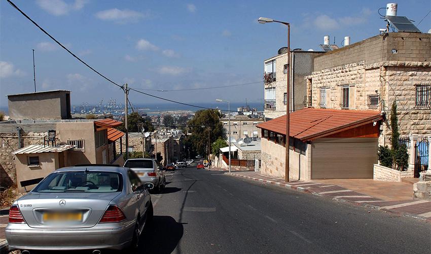 שכונת חליסה (צילום: מורן מעיין, ג'יני)