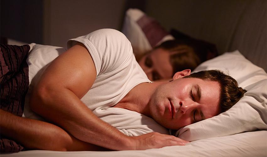 שינה (צילום: א.ס.א.פ קריאייטיב/INGIMAGE)