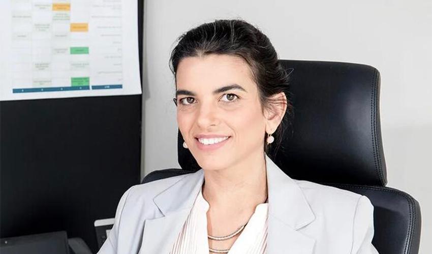 סאלי גליצנשטיין (צילום: דוברות נתיבי איילון)