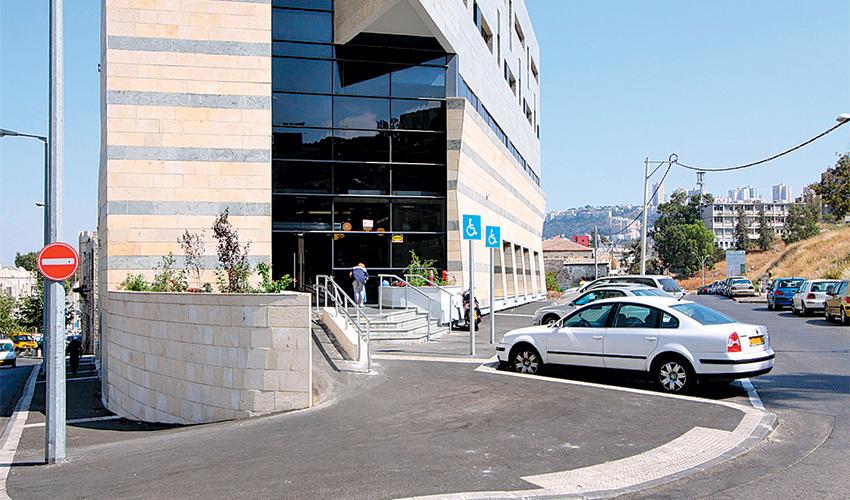 לשכת התעסוקה בחיפה (צילום: קובי פאר)