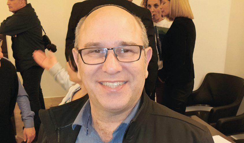 יואב רמתי (צילום: בועז כהן)