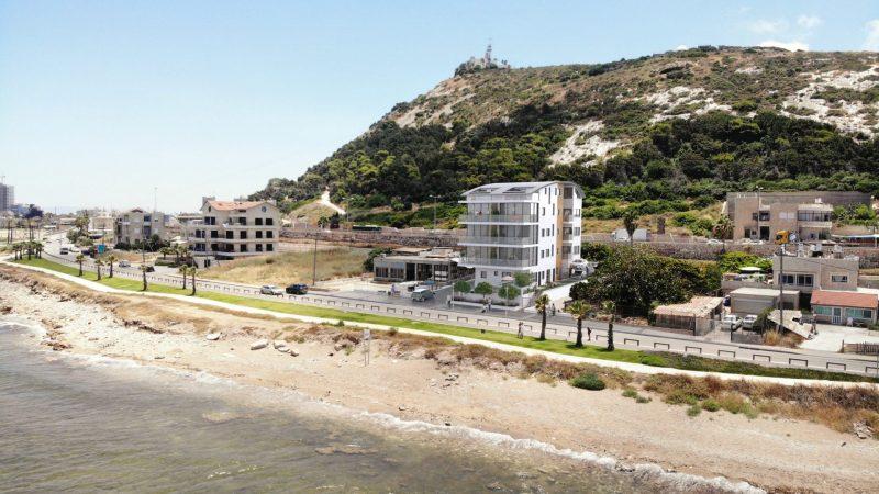פרויקט מגורים חדש יוקם בחיפה בהשקעה של 25 מיליון ₪. בתמונה: פרויקט יוברט המפרי בחיפה. קרדיט הדמיות: קריסטל