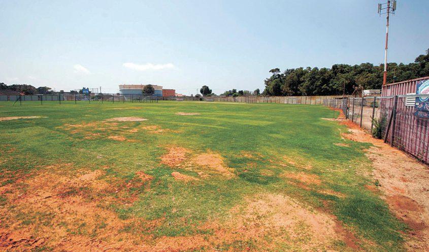 איצטדיון קרית חיים (צילום: קובי פאר)