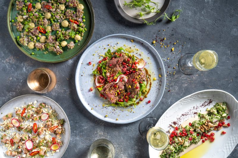 LUX חיפה: מסעדת שף ששמה את האוכל הלבנטיני במרכז. צילום: אנטולי מיכאלו
