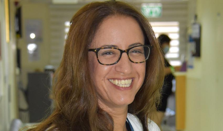 """ד""""ר גליה אורון (צילום: אלי דדון)"""