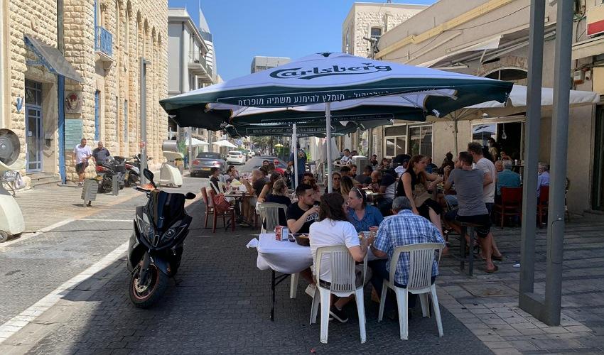 מסעדת מעיין הבירה, היום (צילום: חגית הורנשטיין)