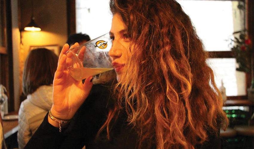 """מריה סוידאן. """"ניסיתי הרבה פעמים להיות טבעונית"""" (צילום מתוך דף הפייסבוק של מריה סוידאן)"""