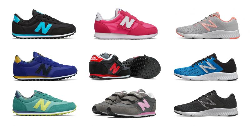 מתחילים את השנה ברגל ימין עם נעלי ניו באלאנס במתנה בקניון שער הצפון. צילום: יחצ